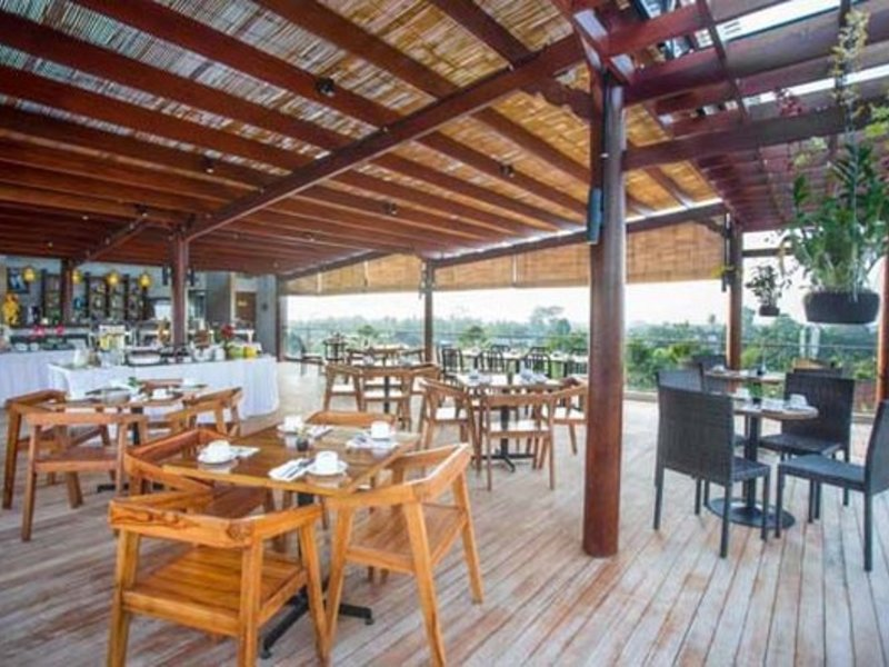 Maxonehotels at Ubud Restaurant