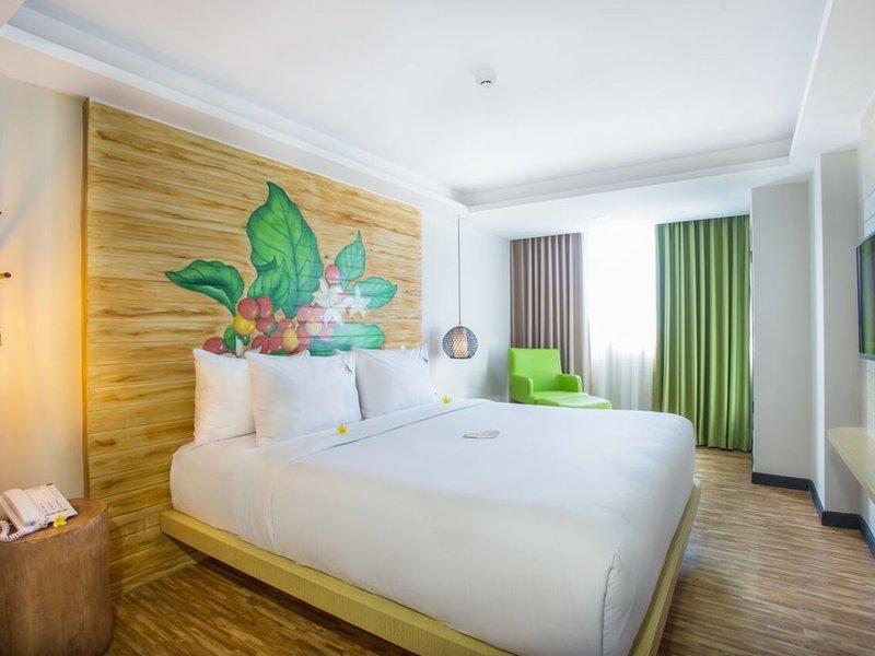 Maxonehotels at Ubud Wohnbeispiel