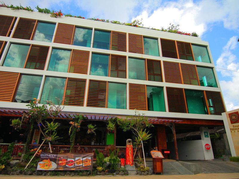 Rama Residence Padma Außenaufnahme