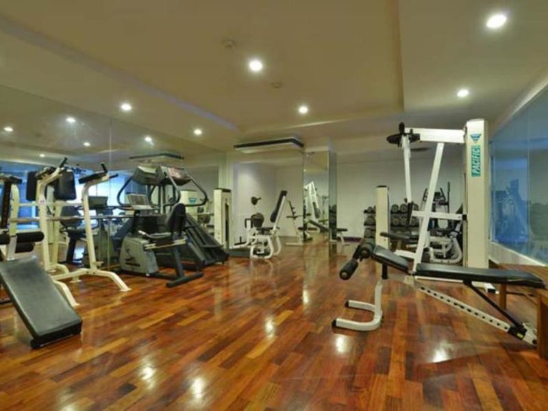 iCheck inn Skyy Residence Sukhumvit Soi 1 Sport und Freizeit
