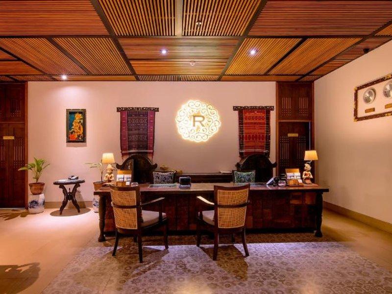 Rama Residence Padma Lounge/Empfang