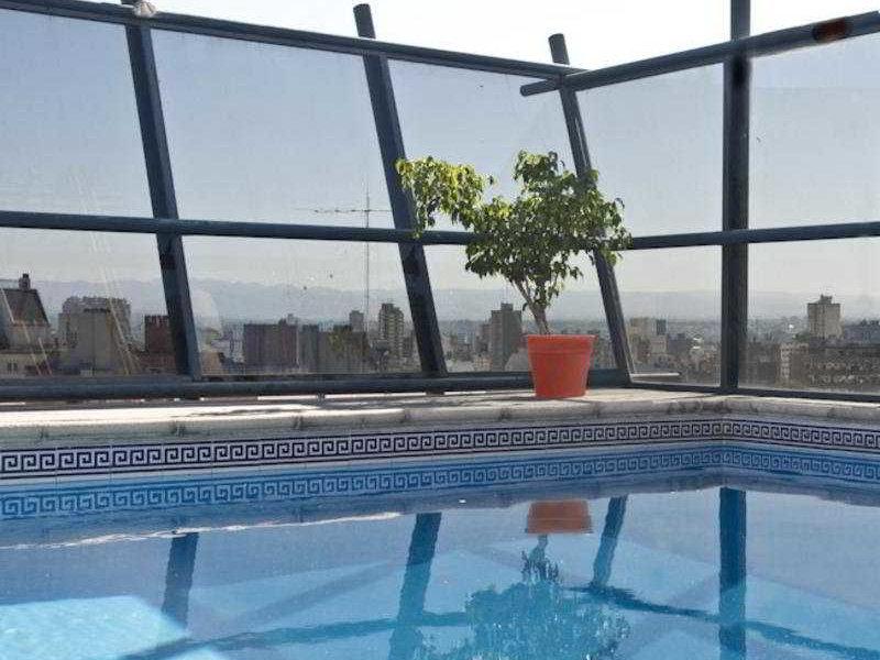 Hotel NH Cordoba Urbano Pool