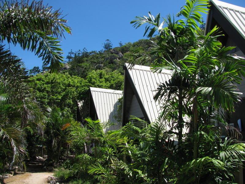 Base Backpackers Magnetic Island Garten
