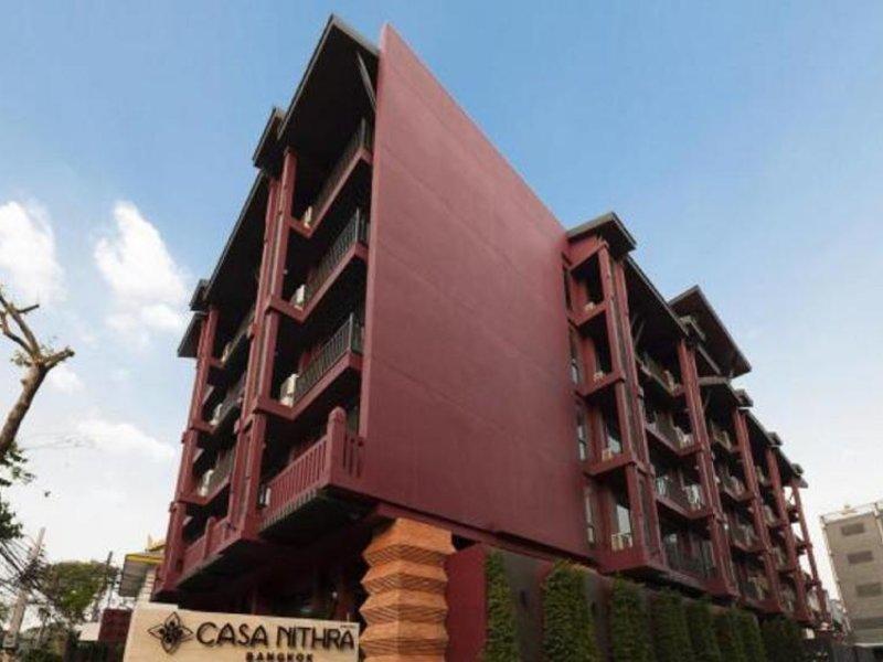 Casa Nithra Außenaufnahme