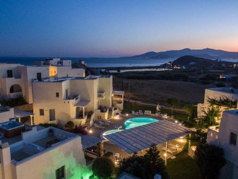 Iliada Villas Pool