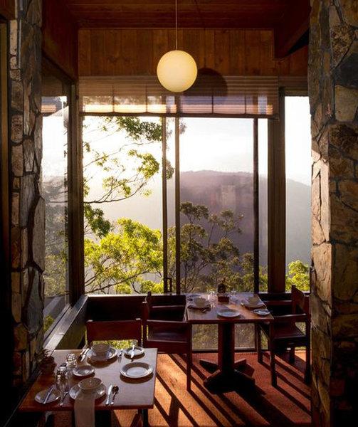 Binna Burra Lodge Restaurant