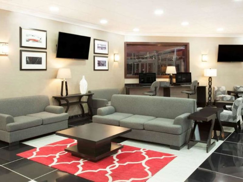 Ramada Plaza Chicago North Shore Lounge/Empfang