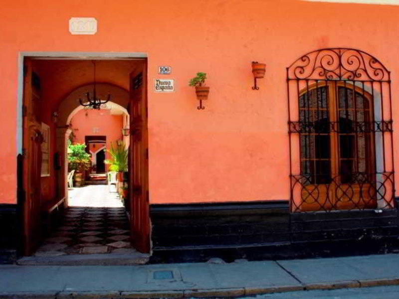 Posada Nueva Espana Lounge/Empfang