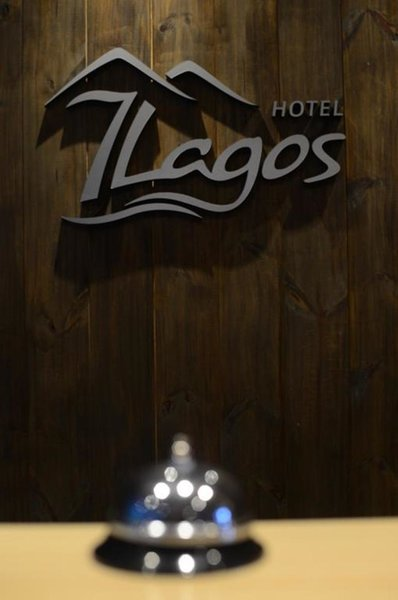 Hotel 7 Lagos Lounge/Empfang