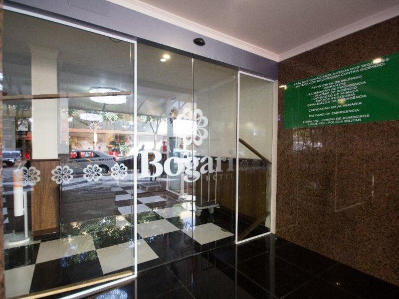 Bogari Hotel Badezimmer