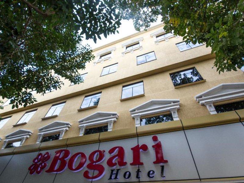 Bogari Hotel Außenaufnahme