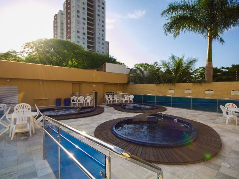 Bogari Hotel Pool