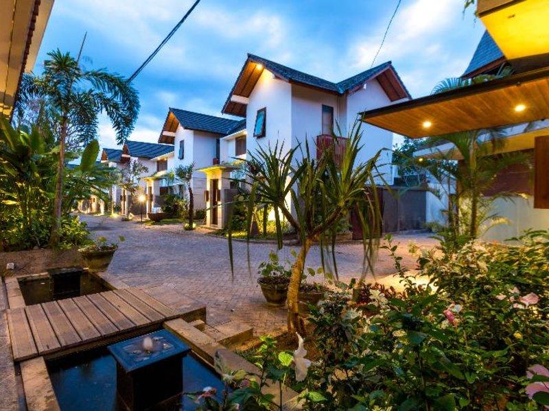 Sanur Art Villas Außenaufnahme