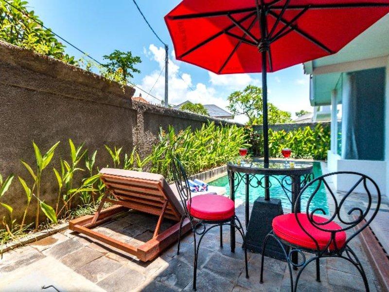 Sanur Art Villas Pool