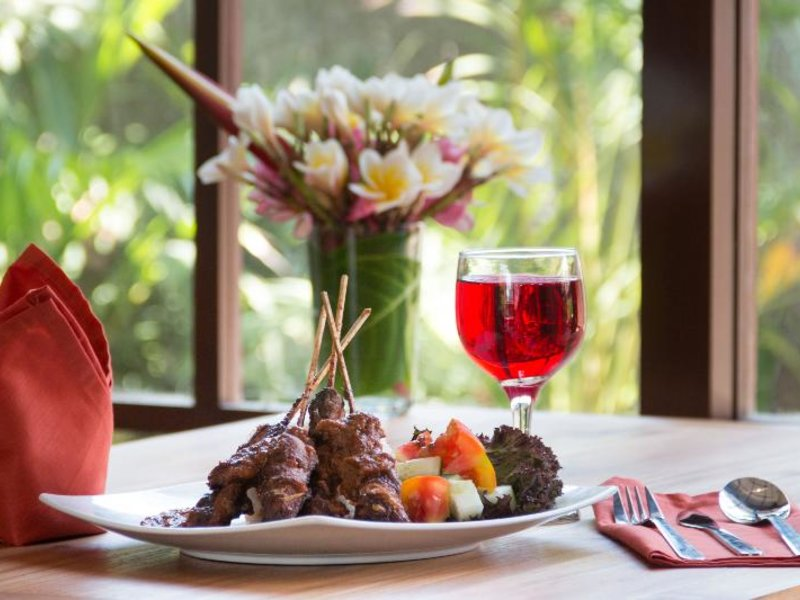 Sanur Art Villas Restaurant