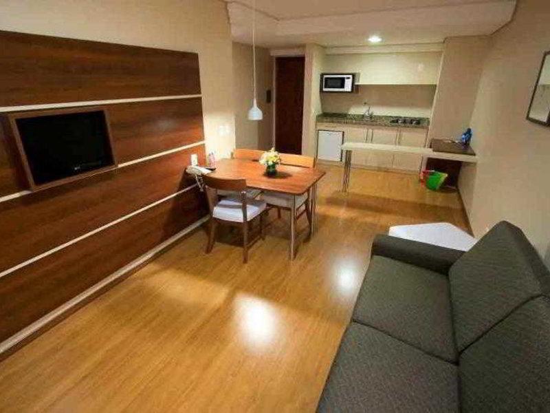 Mercure Curitiba Golden Hotel Wellness
