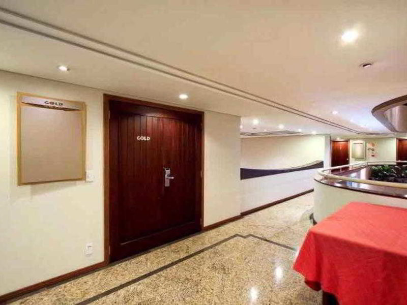 Mercure Curitiba Golden Hotel Lounge/Empfang