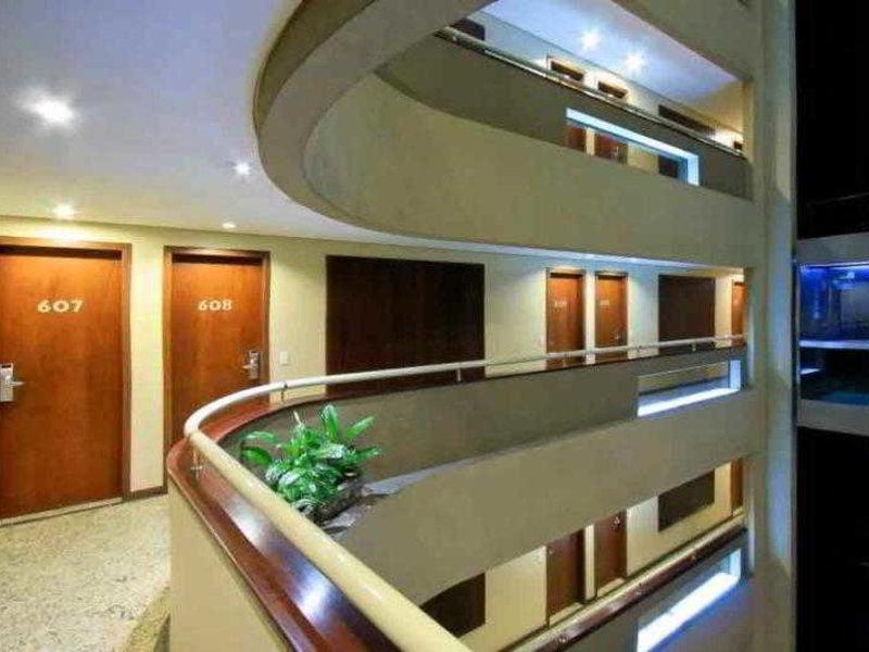 Mercure Curitiba Golden Hotel Badezimmer