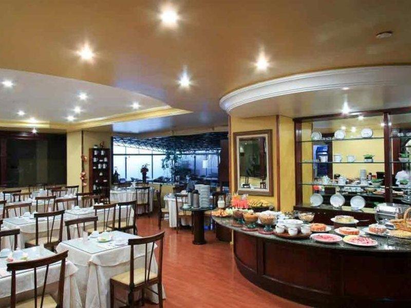 Mercure Curitiba Golden Hotel Restaurant
