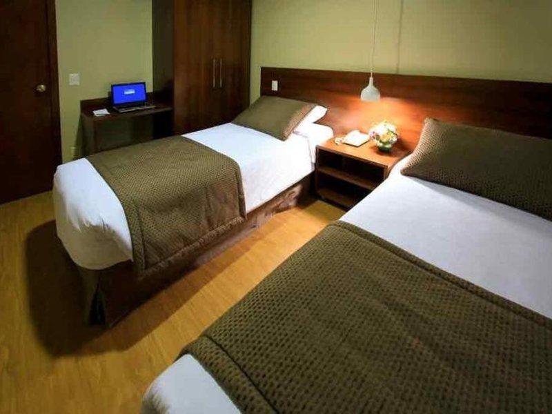 Mercure Curitiba Golden Hotel Wohnbeispiel