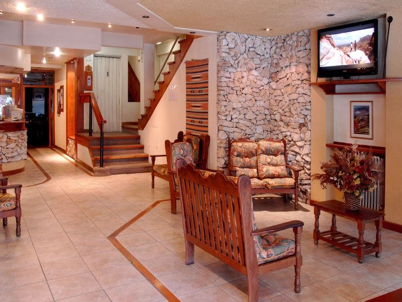 King´s Bariloche Lounge/Empfang