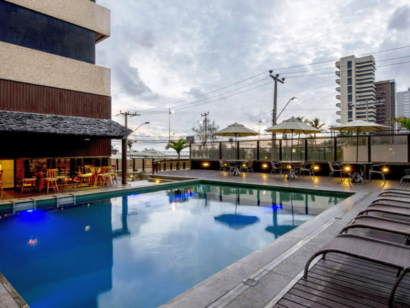 Carmel Magna Praia Hotel Pool