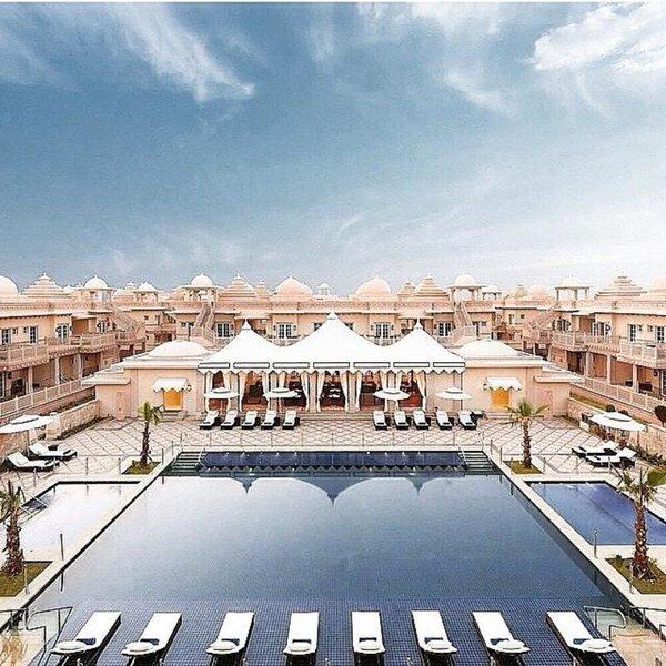 ITC Grand Bharat Guargon Pool