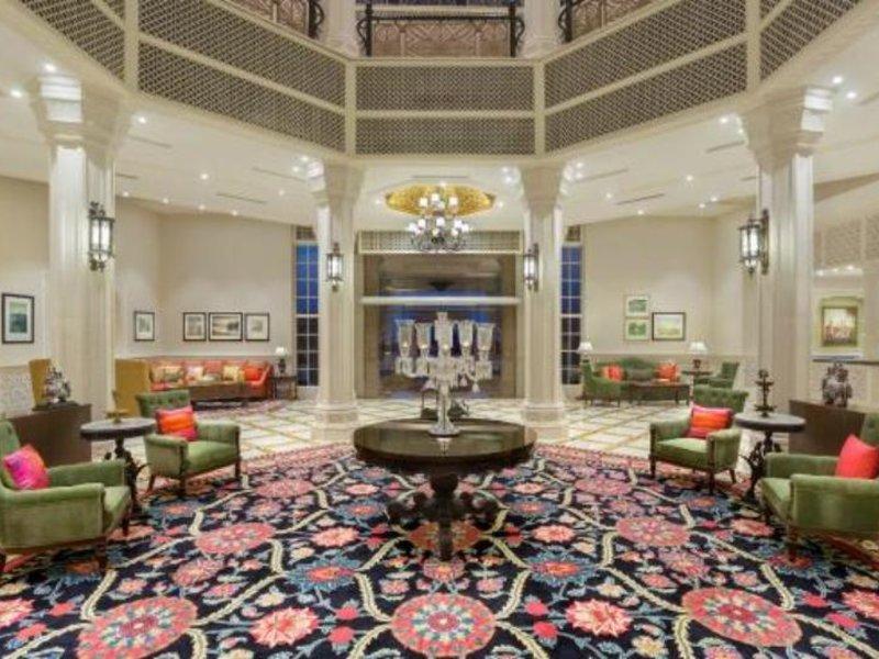 ITC Grand Bharat Guargon Lounge/Empfang