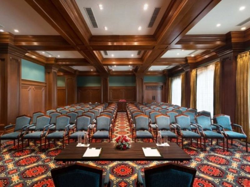 ITC Grand Bharat Guargon Konferenzraum