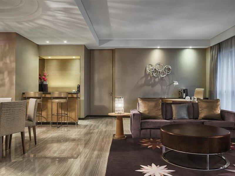 The Westin Bahrain City Centre Lounge/Empfang