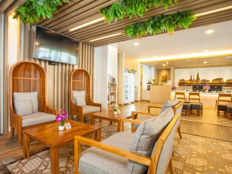 New Siam Palace Ville Lounge/Empfang