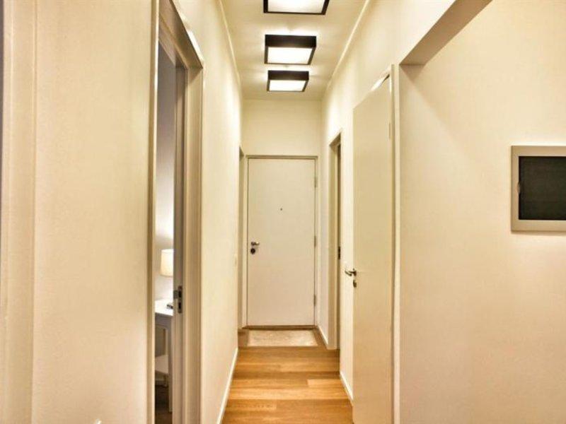 Laeken Residence Badezimmer
