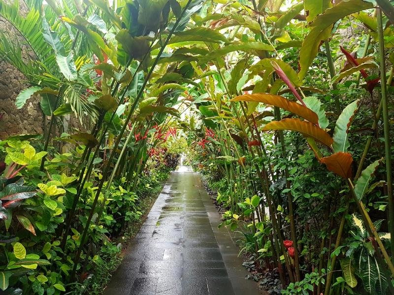 The Leaf Jimbaran Garten