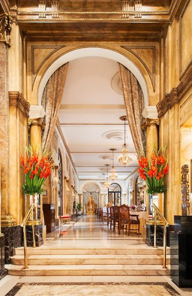 Alvear Palace Lounge/Empfang