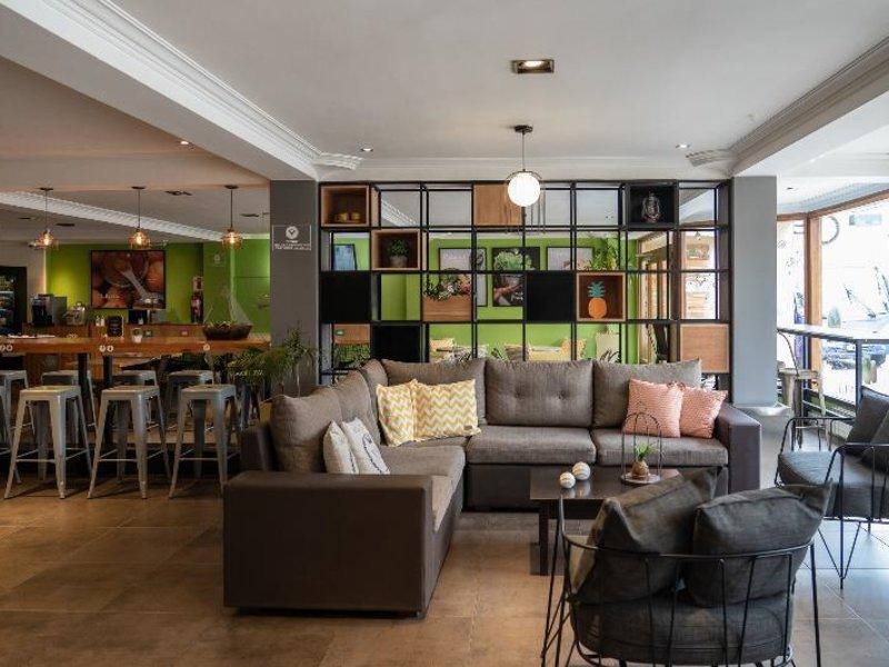 Cap Polonio Lounge/Empfang