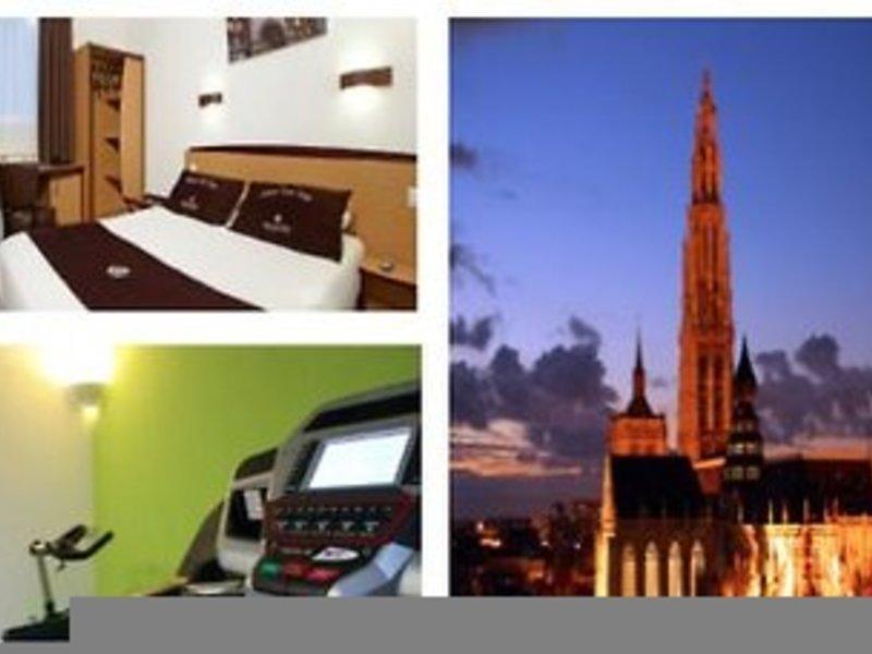 Tulip Inn Antwerpen Wohnbeispiel