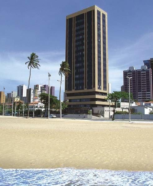 Carmel Magna Praia Hotel Außenaufnahme