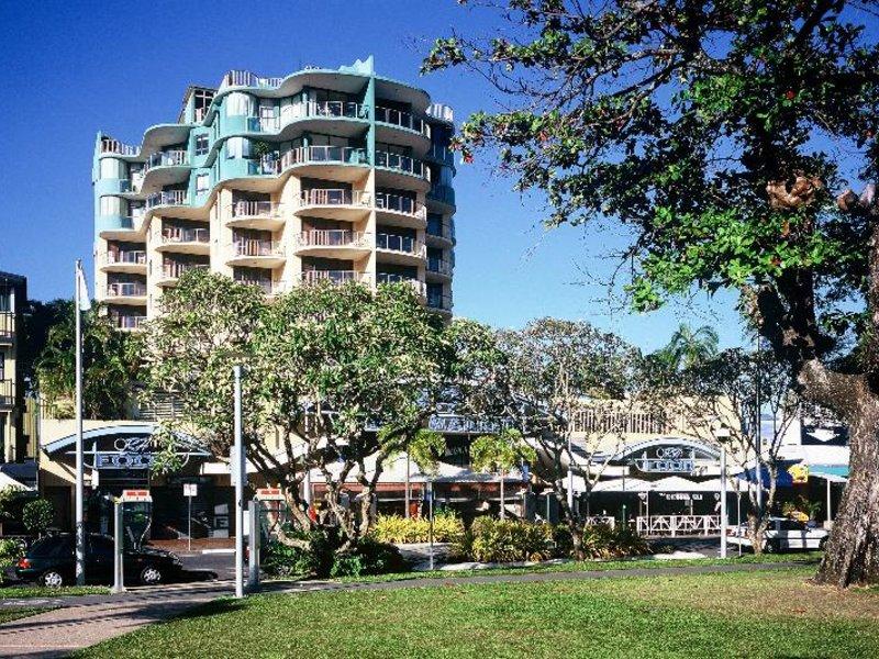 Breakfree Royal Harbour Garten