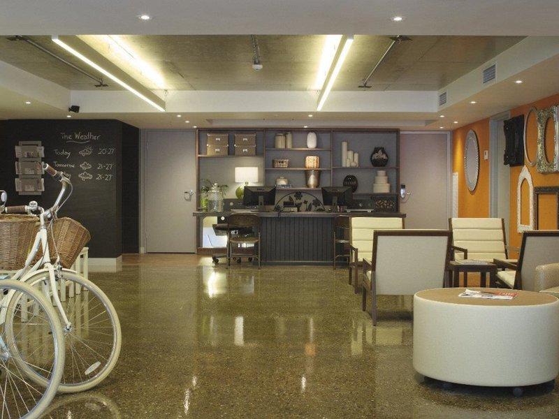 Punthill Spring Hill Brisbane Lounge/Empfang
