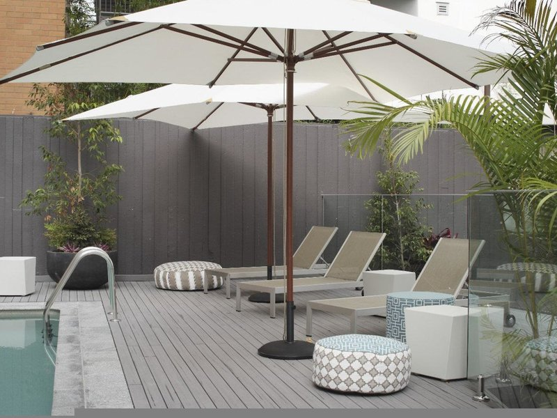 Punthill Spring Hill Brisbane Terrasse