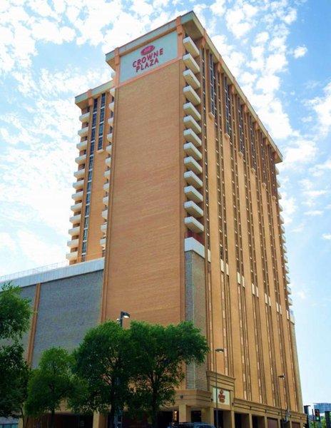 Crowne Plaza Hotel Dallas Downtown Außenaufnahme