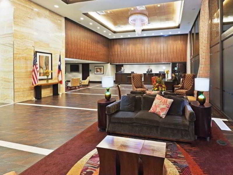 Crowne Plaza Hotel Dallas Downtown Lounge/Empfang