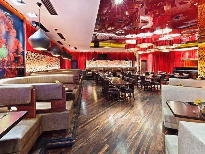Crowne Plaza Hotel Dallas Downtown Restaurant