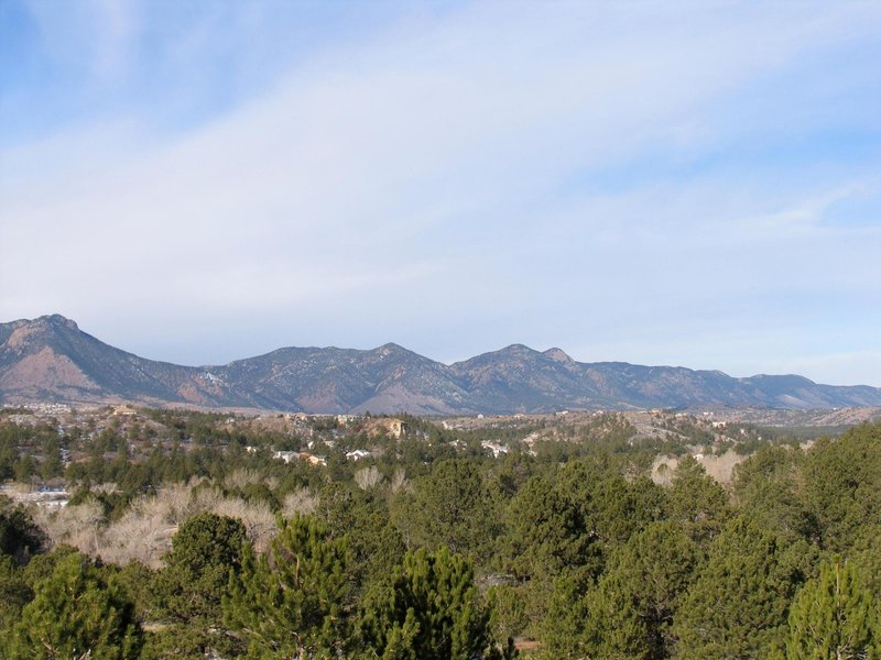 Embassy Suites Colorado Springs Landschaft