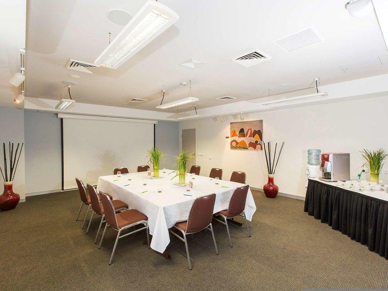 Townsville Central Hotel  Konferenzraum