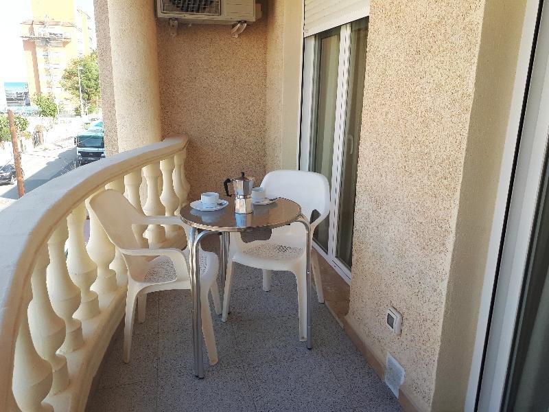 Apartamentos Dona Carmen 3000 Badezimmer