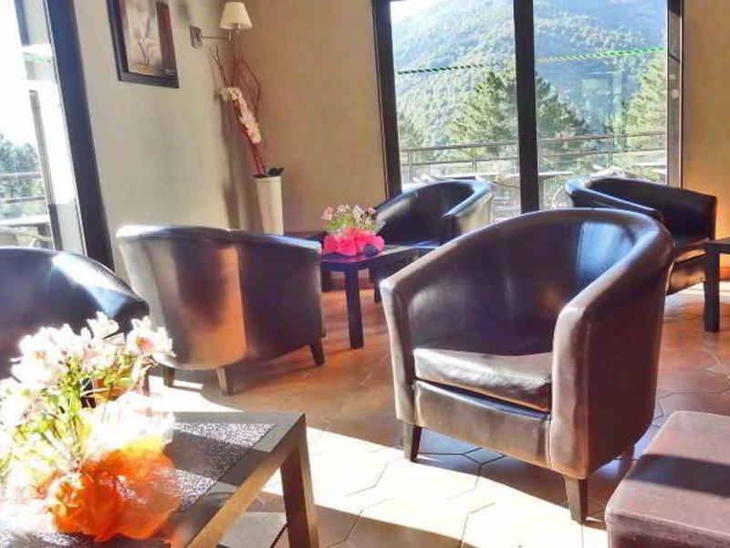 Hotel Des Deux Sorru Lounge/Empfang