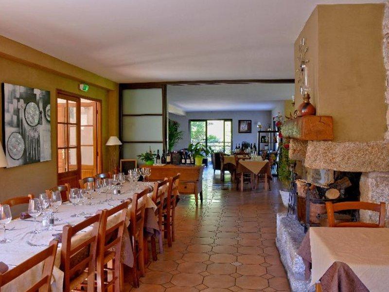 Hotel Des Deux Sorru Restaurant