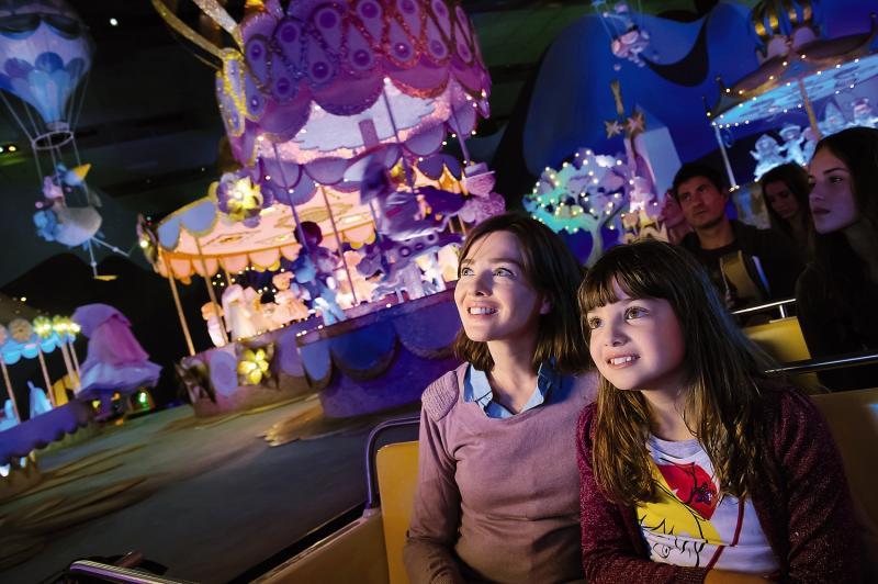 Radisson Blu DisneylandPersonen