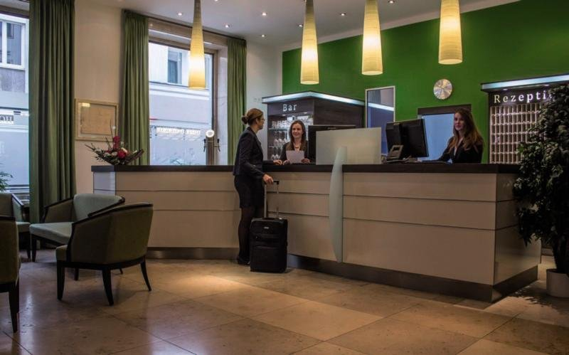Germania MünchenLounge/Empfang